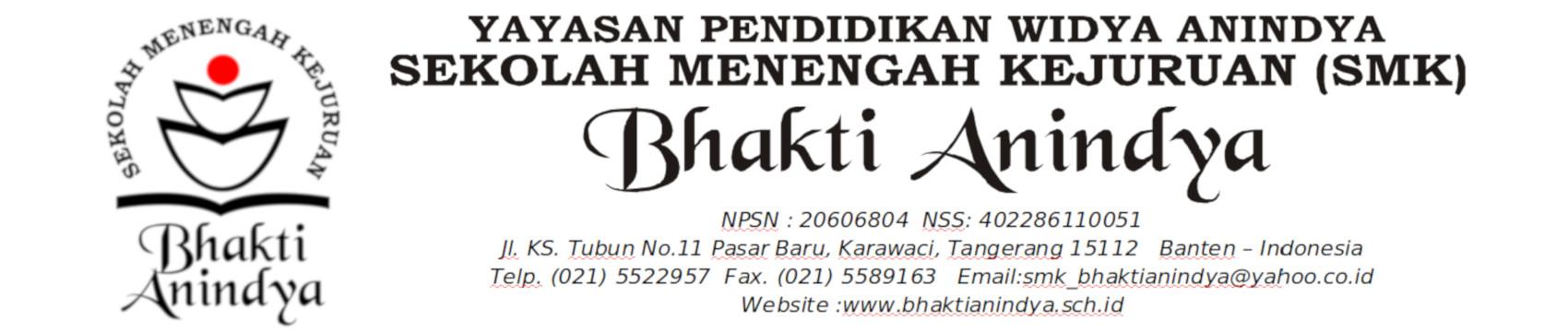 Surat Kelulusan Siswa Smk Bhakti Anindya